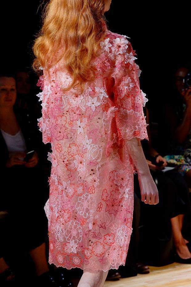 Jenny Packham Spring 2015 New York Fashion Week