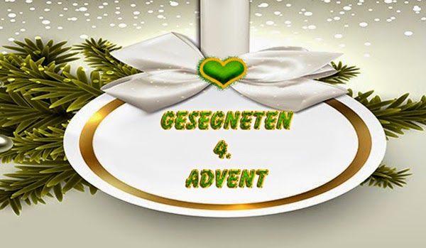 gesegneten Advent