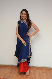 Pragya Jaiswal in beautiful Blue Gown Spicy Latest Pics February 2017 094.JPG