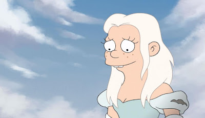 Bean (Des)encanto Disenchantment Matt Groening Netflix