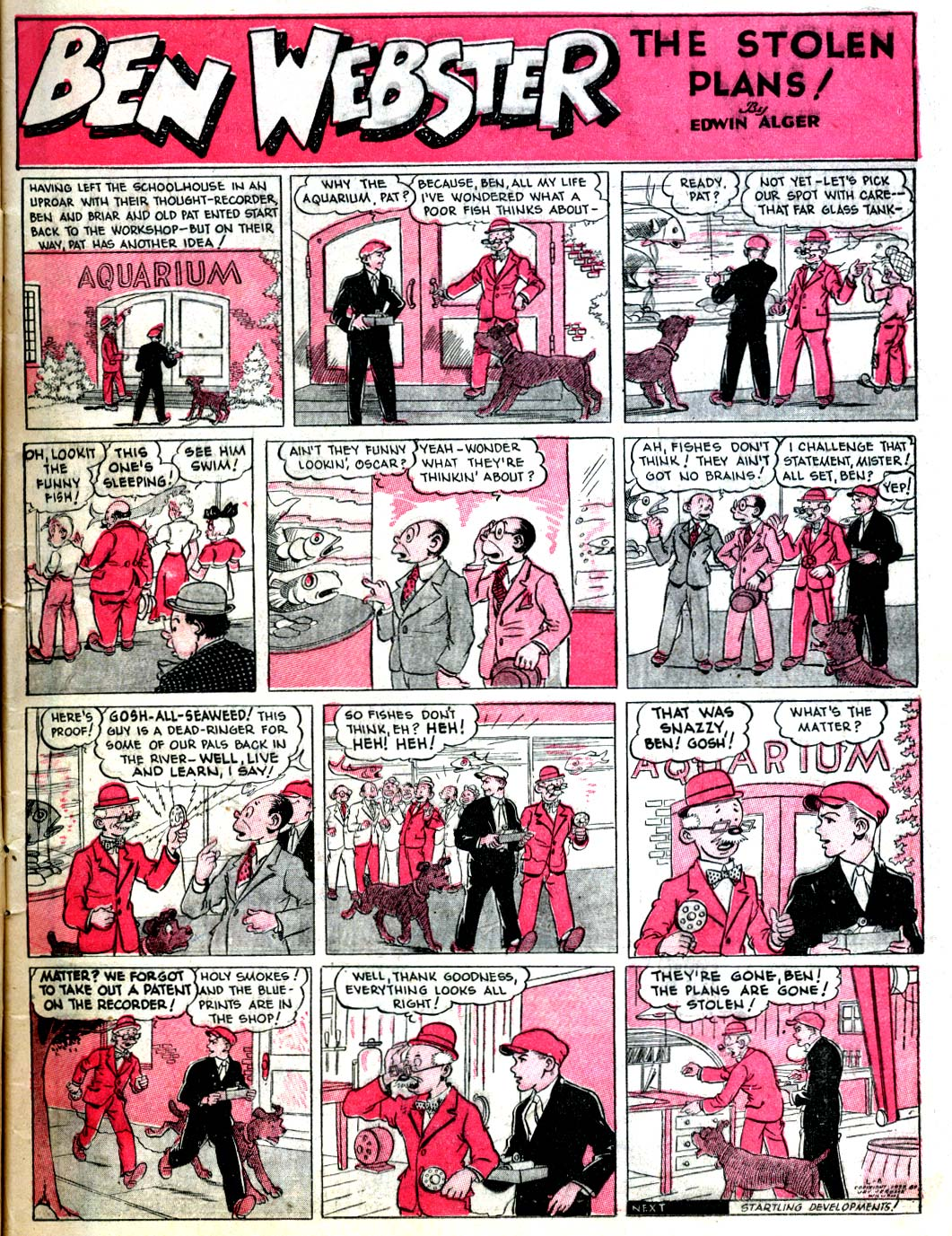 Read online All-American Comics (1939) comic -  Issue #6 - 15