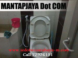 Jasa Tinja dan Sedot WC Raya Prapen Surabaya