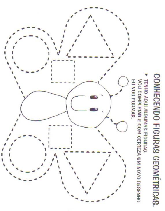 formas geométricas planas sÓ escola