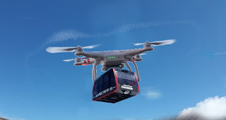 Drone travel and transport