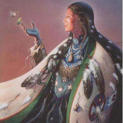 Native American Shaman Healers