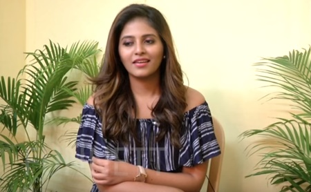 Why I left the Cine industry – Anjali opens up