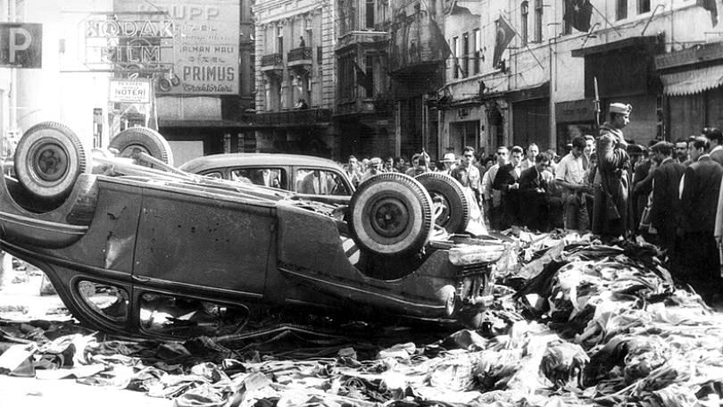 Σεπτεμβριανά - Το Τουρκικό Πογκρόμ Κατά των Ελλήνων το 1955 - 2