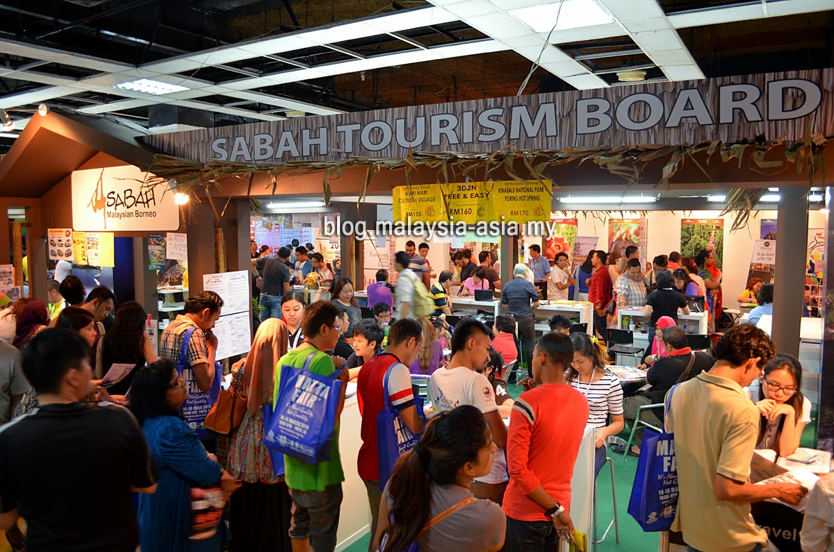 Matta Fair Sabah Packages