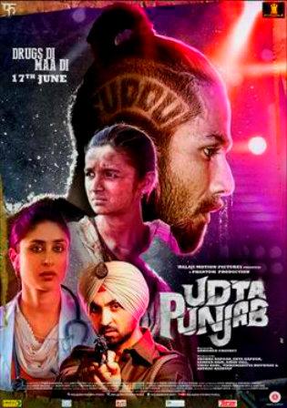 Udta Punjab 2016 Full Hindi Hd Movie Download BRRip 1080p
