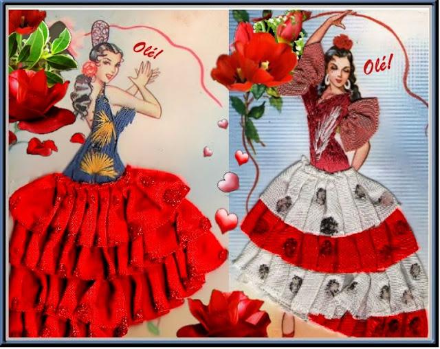 matilas, mantille,toros,  sevillanas , seguidillas, danses traditionnelles ,ville ,Séville.