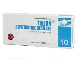 Harga Talion Obat Rinitis Alergi Terbaru 2017