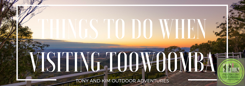 4 THINGS TO DO WHEN VISITING TOOWOOMBA, QUEENSLAND. AUSTRALIA