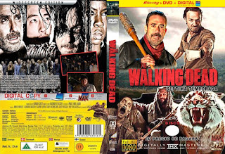 The Walking Dead S7 Maxcovers