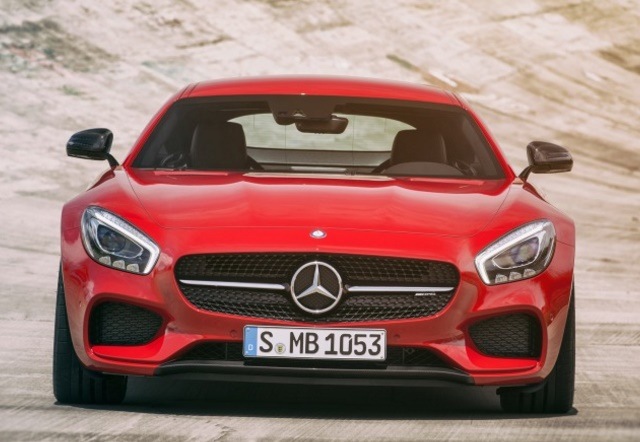 2017 images Mercedes-Benz AMG GT Coupe