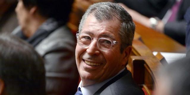 Balkany est investi pour les législatives 2017