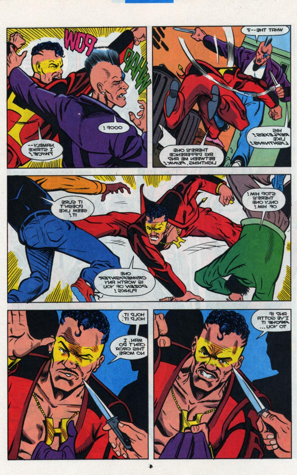Read online Wonder Man (1991) comic -  Issue # _Annual 2 - 5