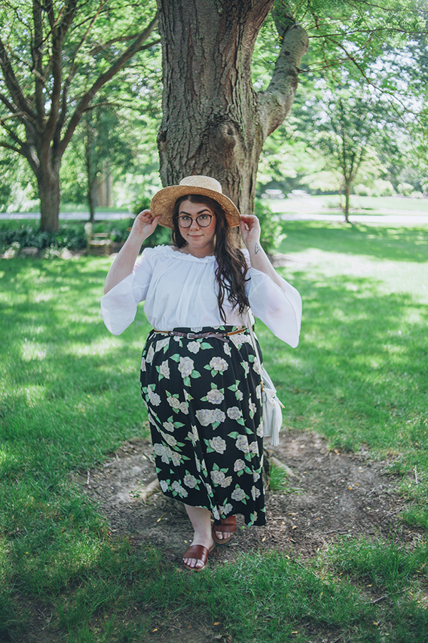 Greenscape | katielikeme.com outfit summer style fashion