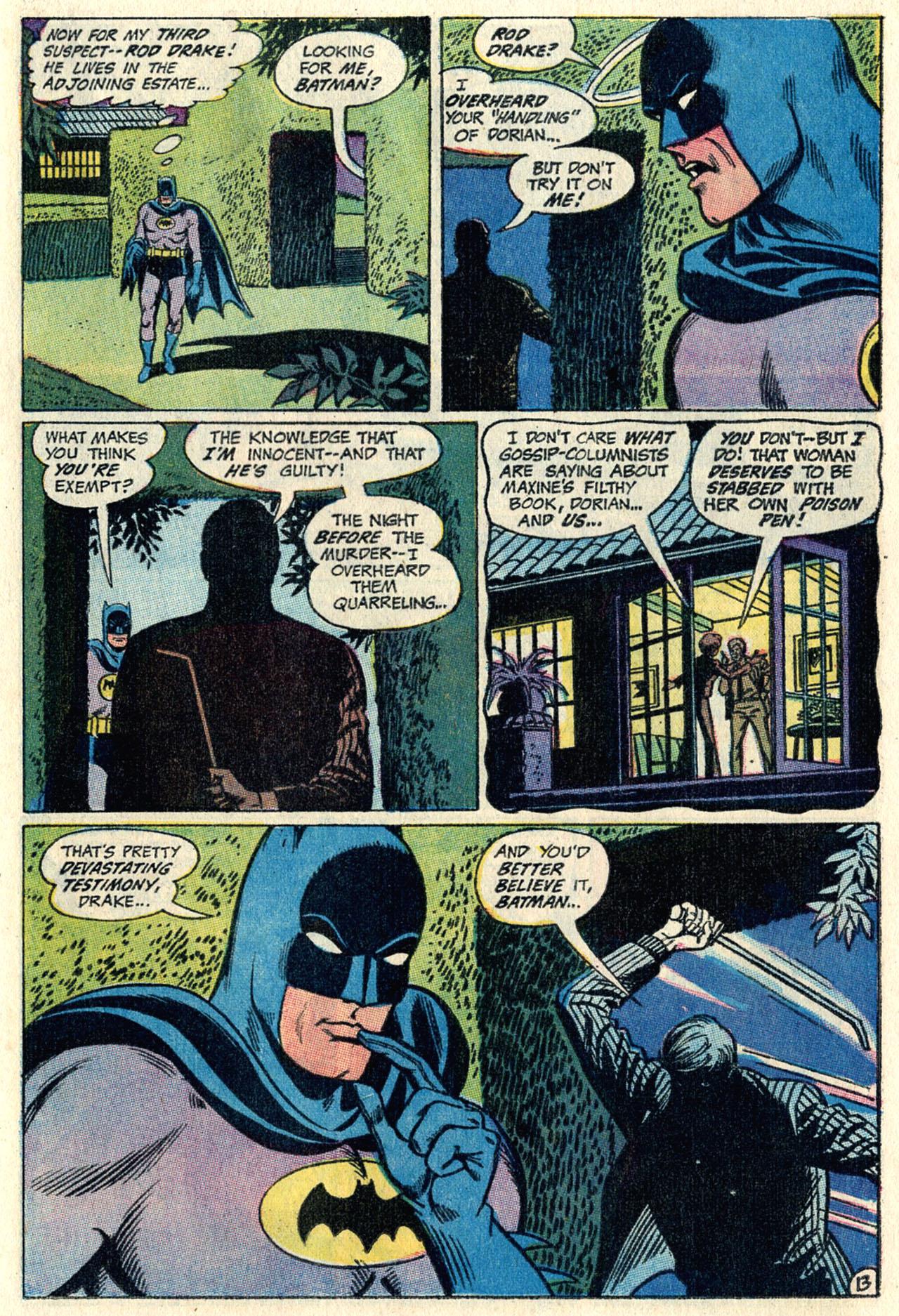 Detective Comics (1937) 398 Page 16