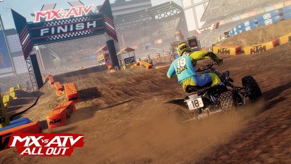 MX Vs. ATV All Out, Pantip Download