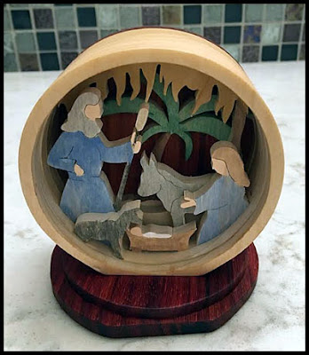 Scrollsaw Workshop Quot All I Want For Christmas Quot Scroll Saw
