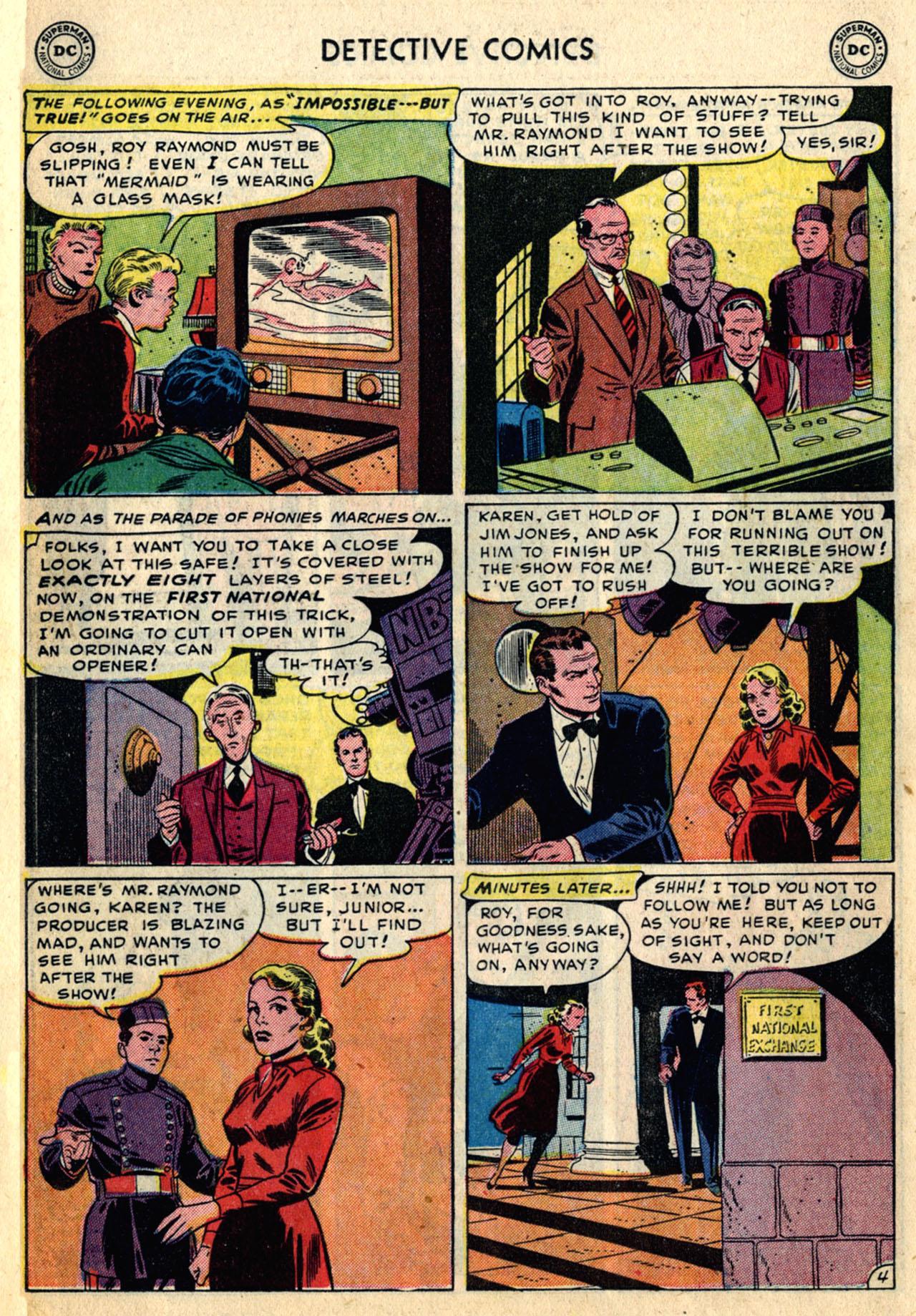 Detective Comics (1937) 192 Page 19