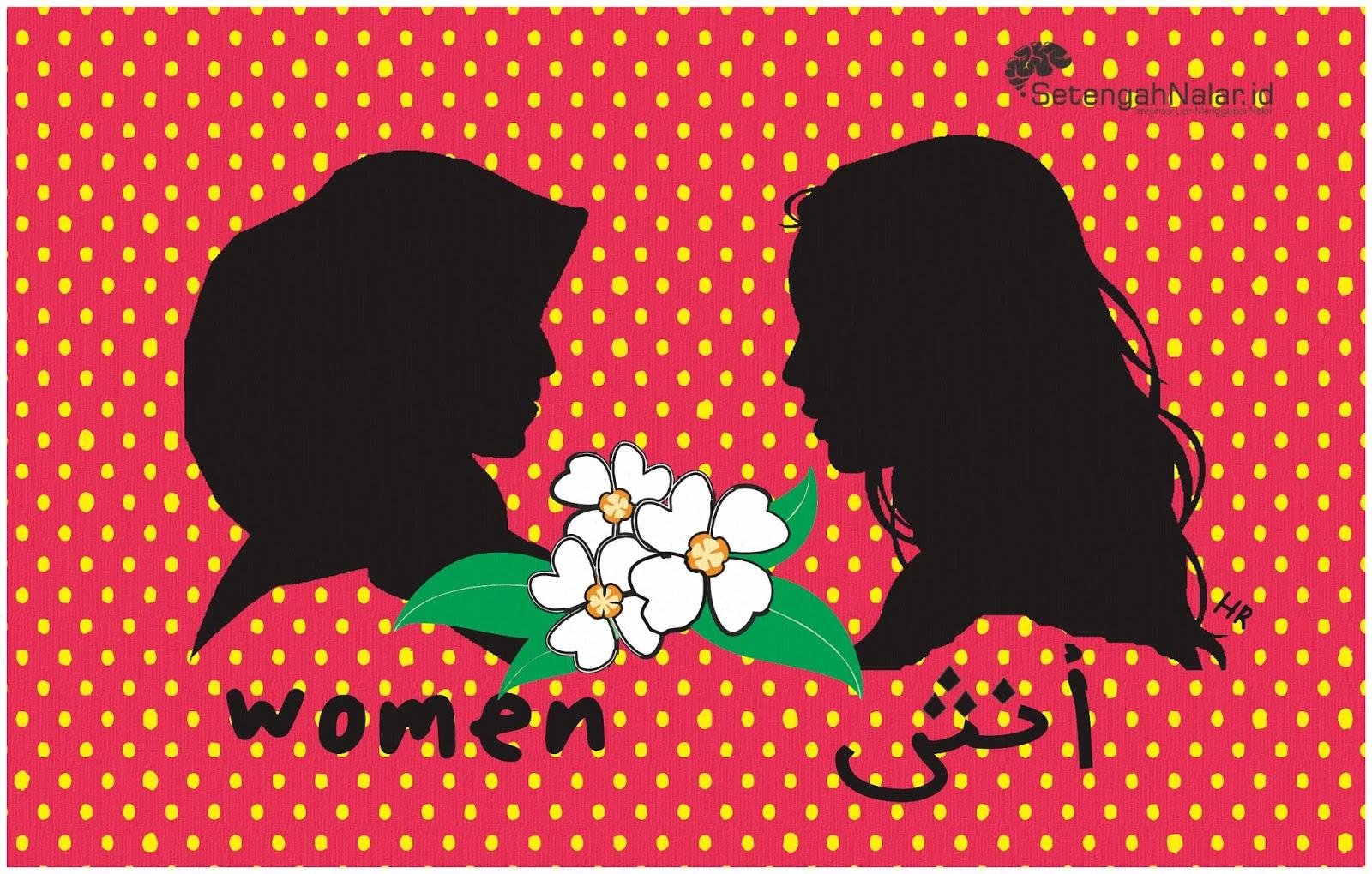 Cara Menghadapi Eksploitasi Perempuan Antara Barat Dan Islam