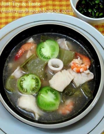 Sup Ikan Yongki