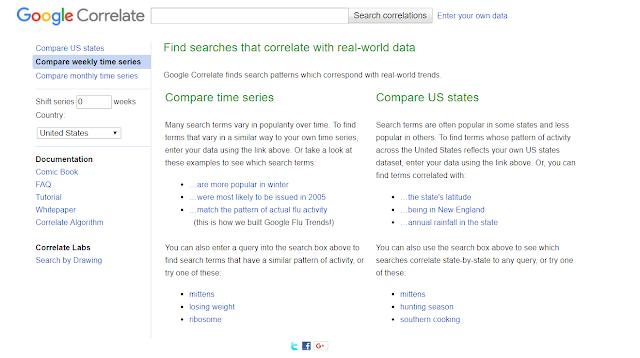 Cara riset keyword google correlate
