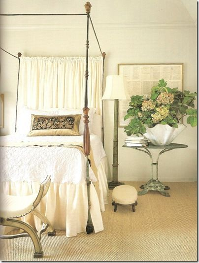 Pamela Pierce designed bedroom