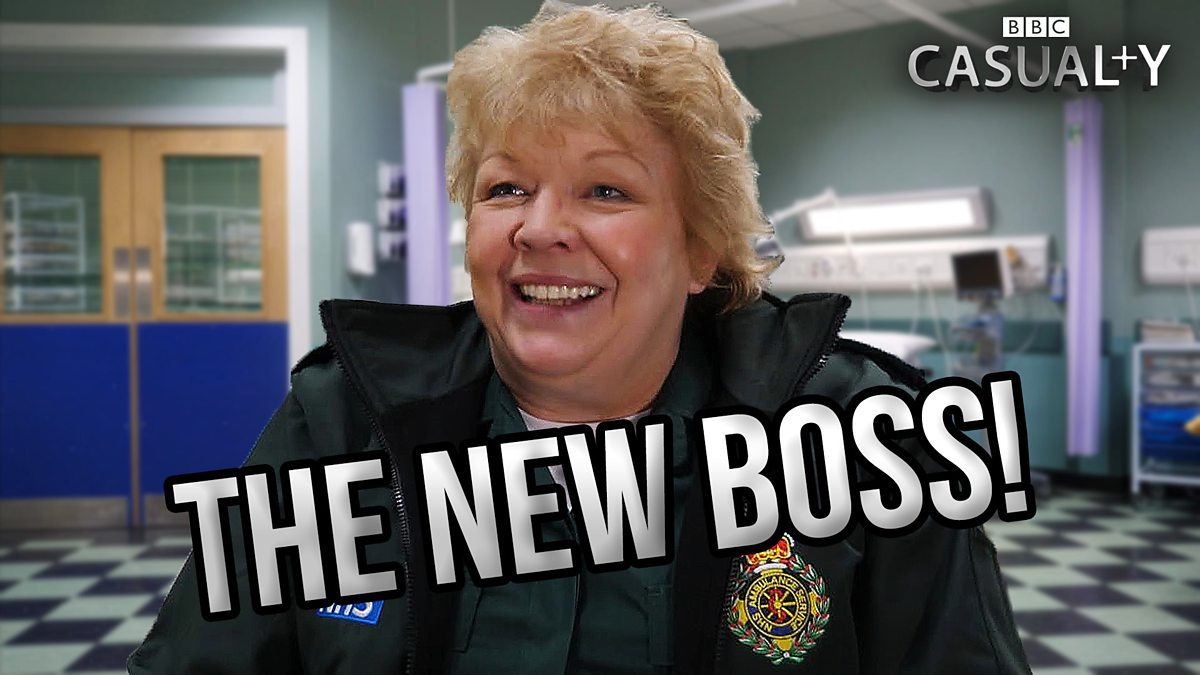 Di Botcher joins Casualty