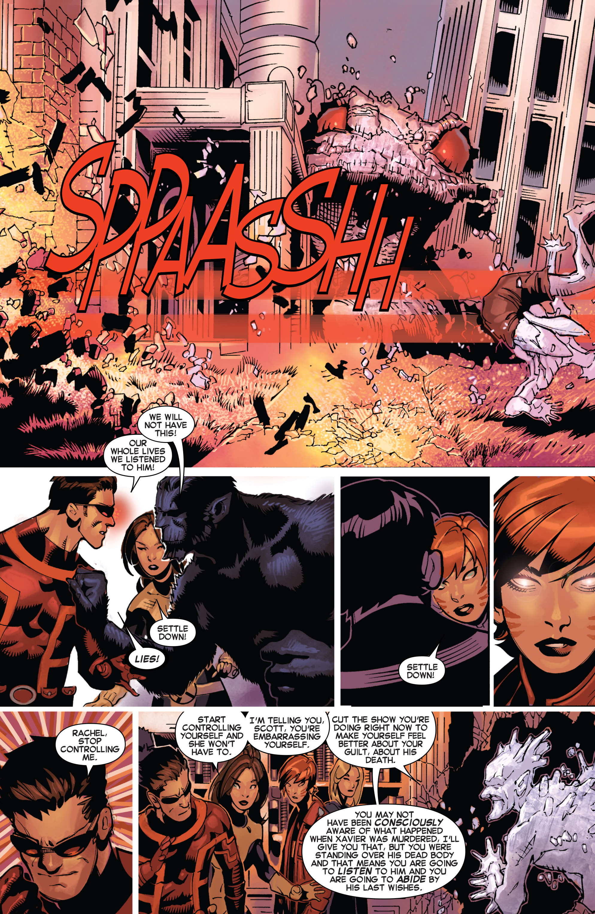 Read online Uncanny X-Men (2013) comic -  Issue #25 - 19