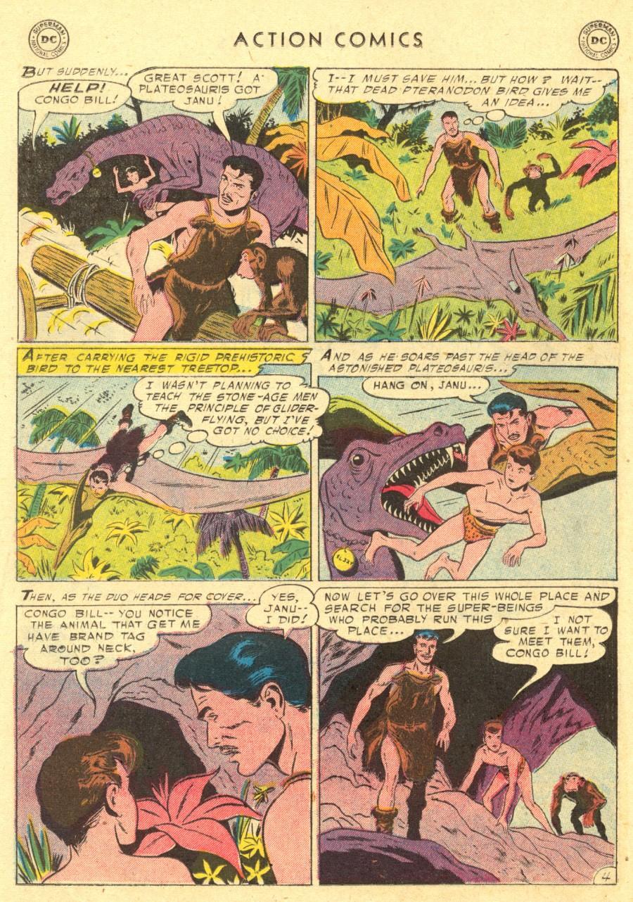 Action Comics (1938) 220 Page 19