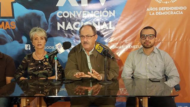 VENEZUELA: MAS: Persecución a diputados reiteran calificativos a Maduro de arbitrario y negador de la democracia.