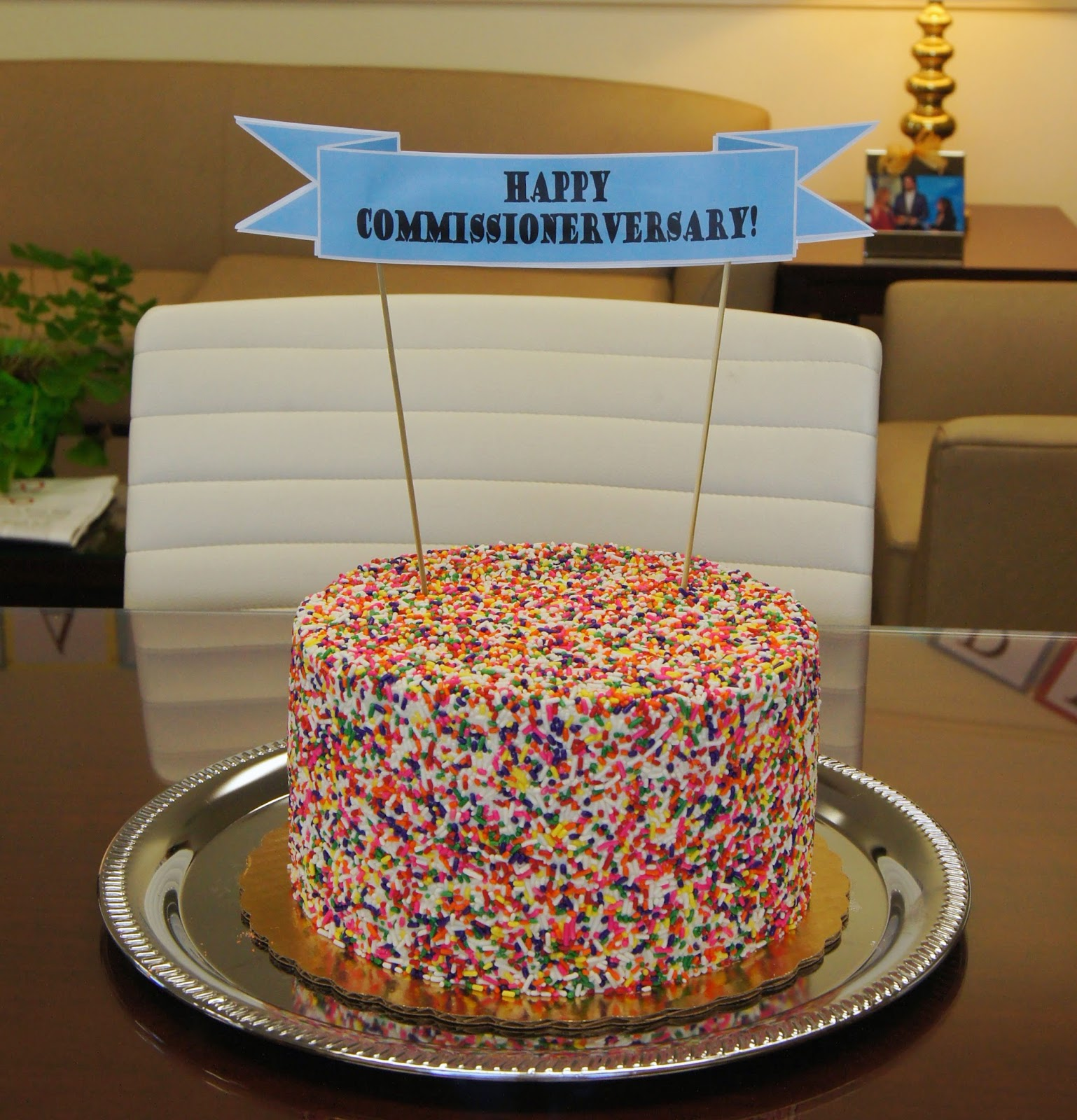 Baked Sunday Mornings Ultimate Birthday Cake