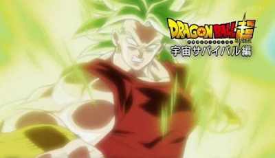 Dragon Ball Super Universe Survivor Broly Kale