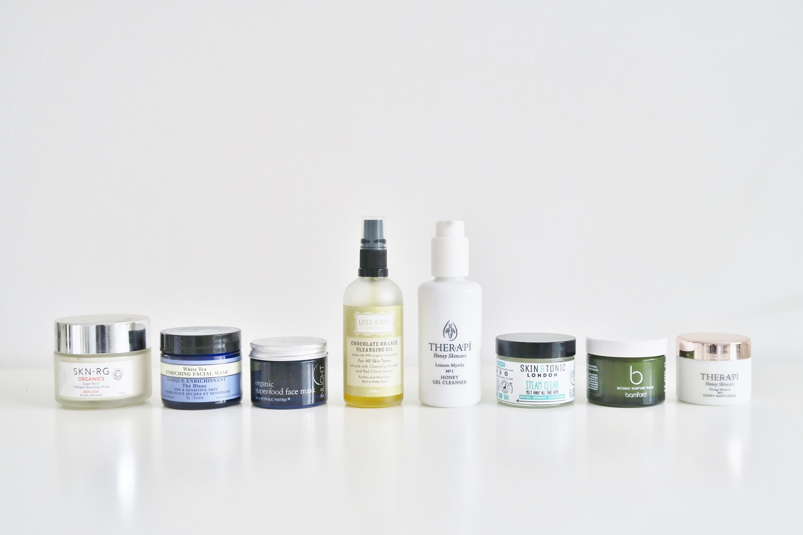 Amber's Beauty Talk | Top Organic Skincare Products