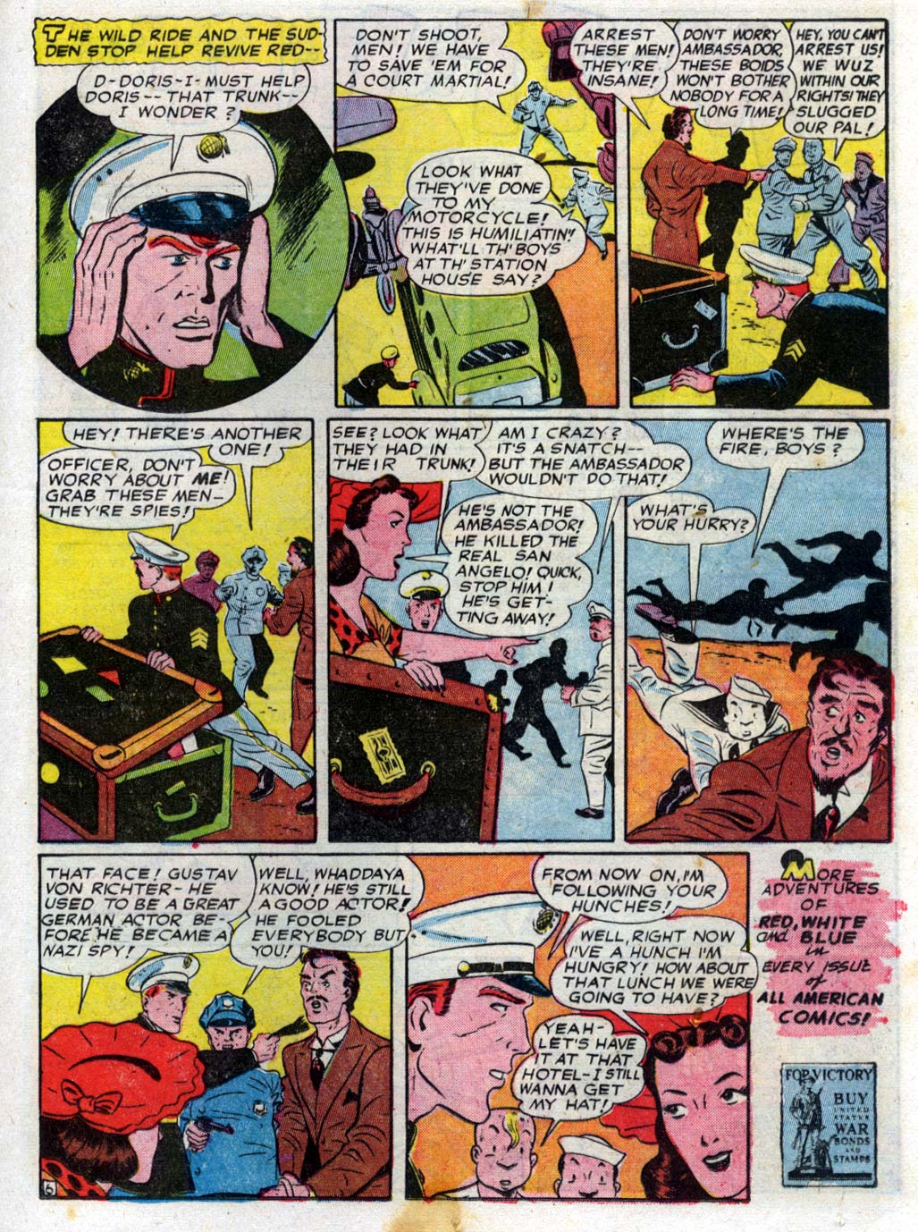 Read online All-American Comics (1939) comic -  Issue #53 - 45