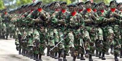 Daftar Peringkat Militer Dunia Terbaru