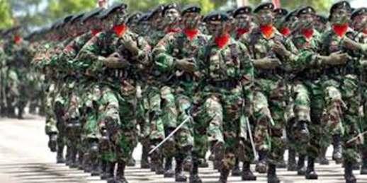 60 Daftar Peringkat Militer Dunia Terbaru