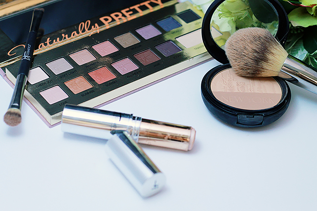 LC Runway Makeup Look with it Cosmetics