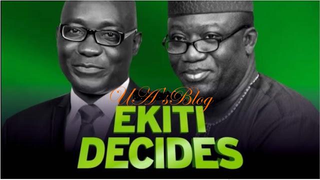 Contending Factors: Why PDP Lost Ekiti To APC