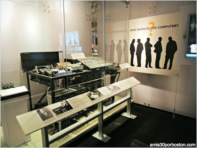 Computer History Museum: de Boston al Silicon Valley