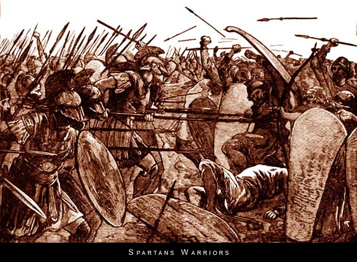 World History Spartans