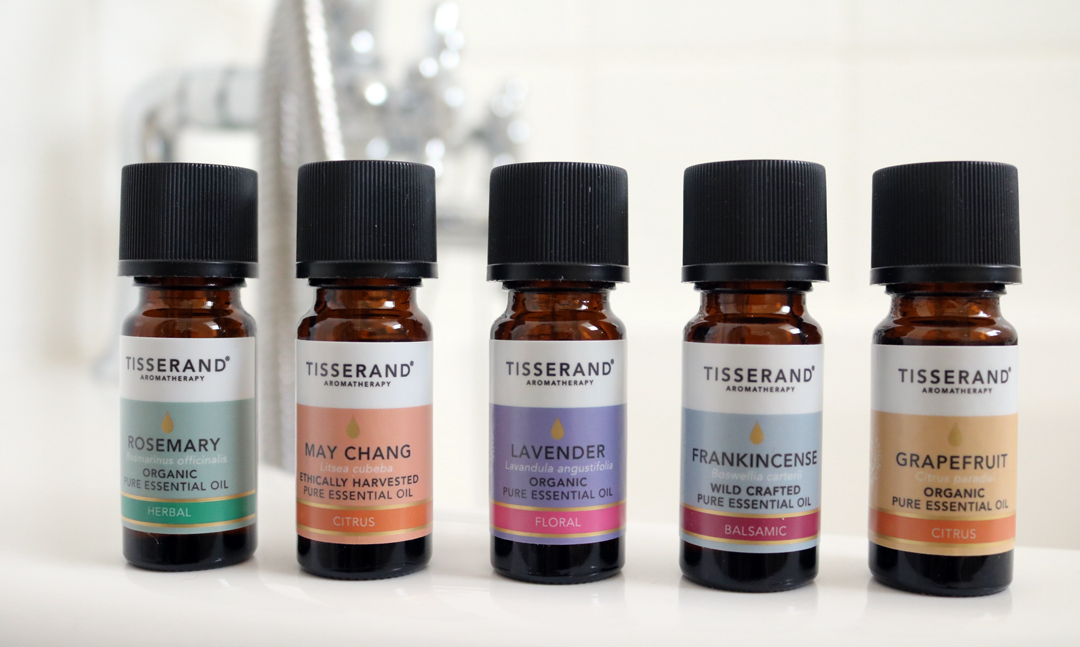 Tisserand Essential Oils