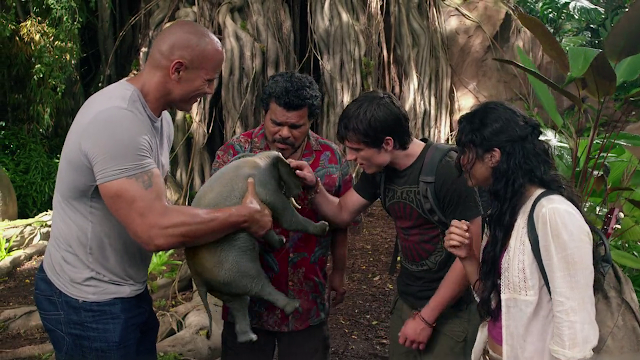Journey 2: The Mysterious Island (2012) Dual Audio [Hindi-DD5.1] 720p BluRay ESubs Download