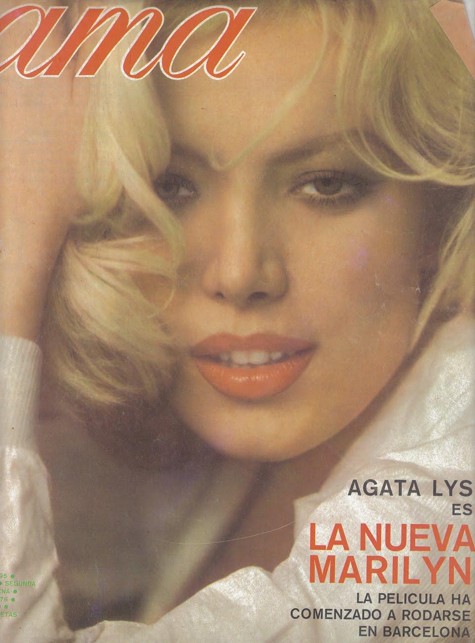Agata Lys Nude Photos 67