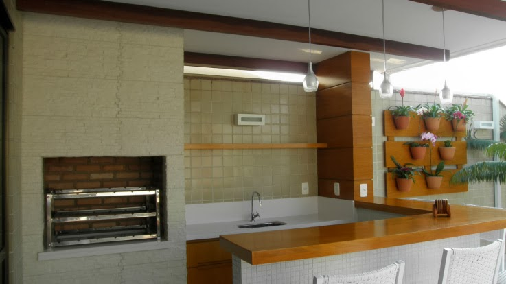 Top Ideias para revestir churrasqueiras! - Jeito de Casa - Blog de  HW98