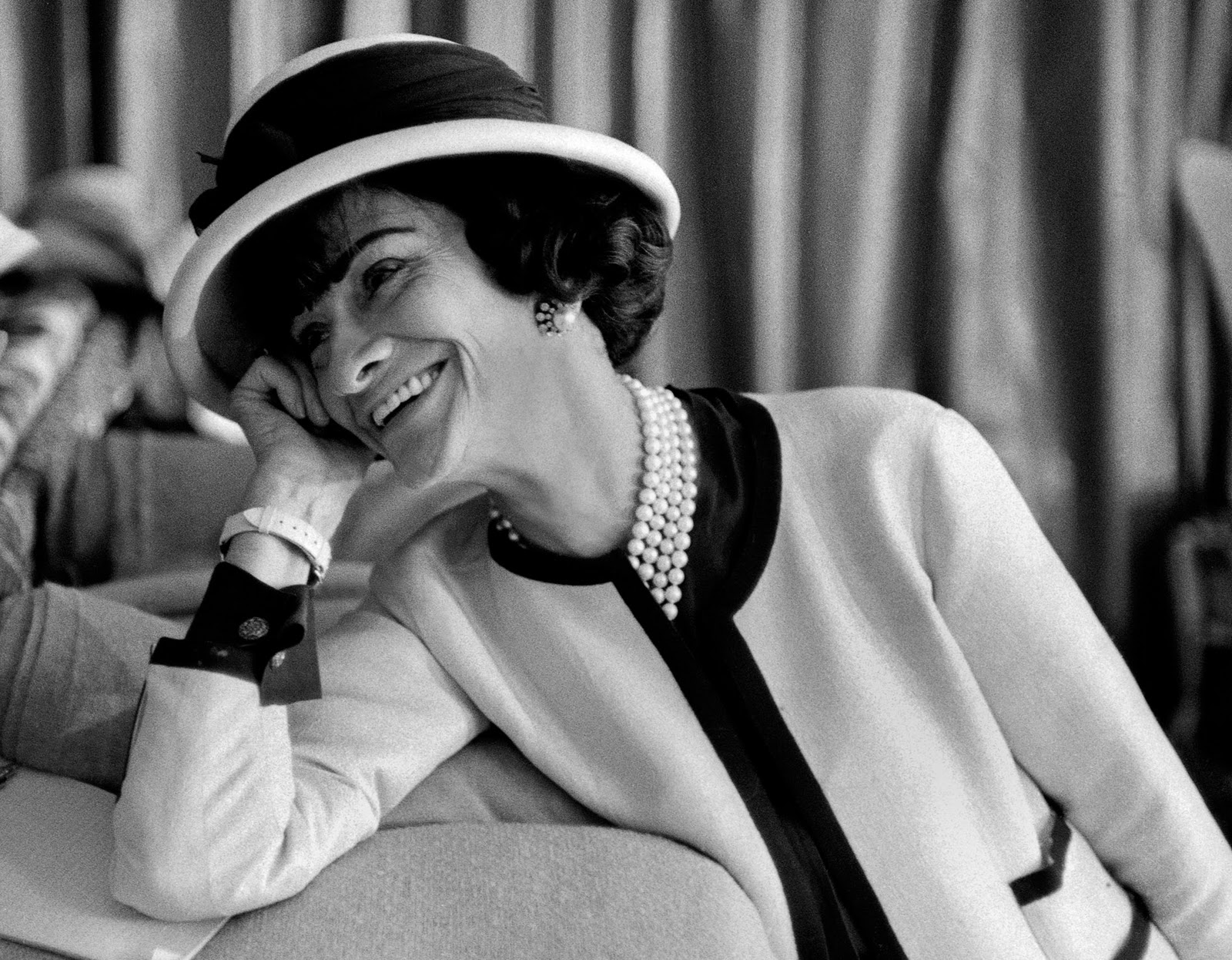 Chanel Gabrielle Coco Chanel Quotes About Boy Quotesgram