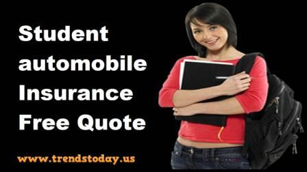 Student automobile Insurance