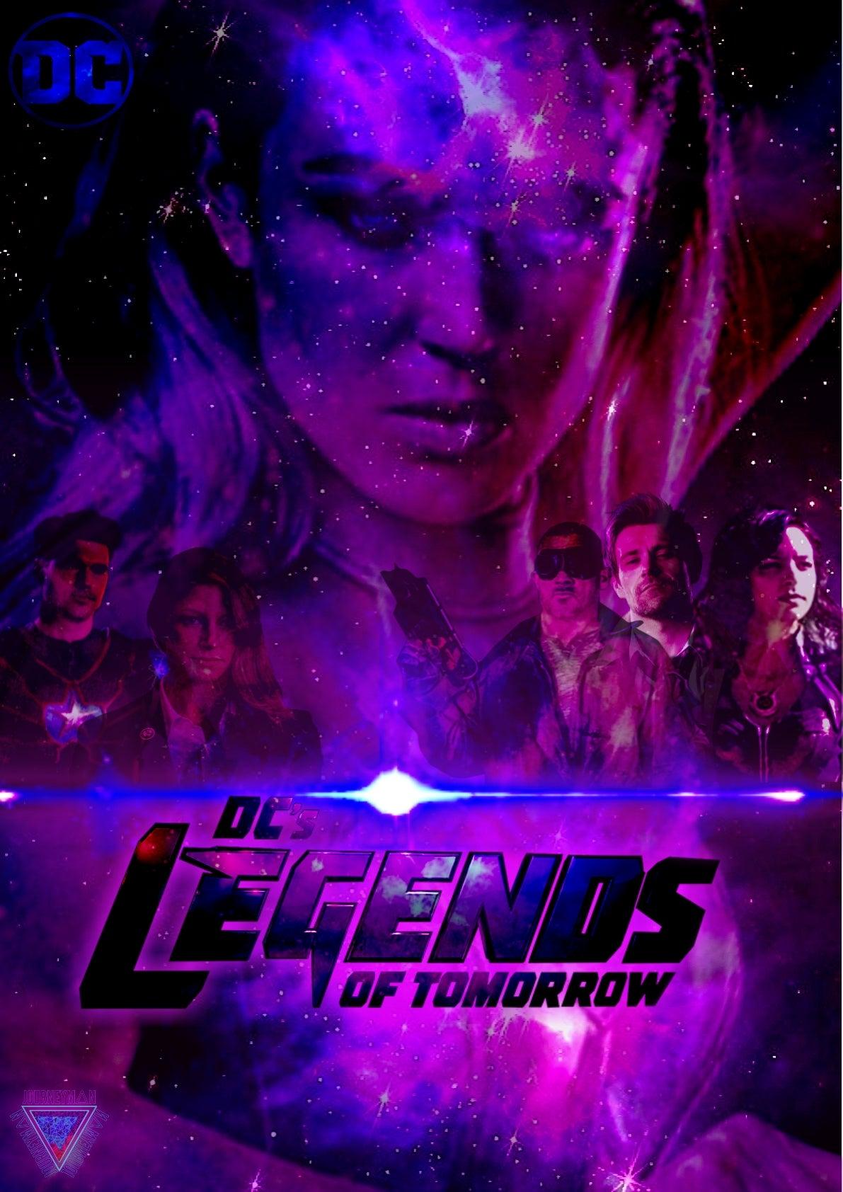 Huyền Thoại Của Ngày Mai (Phần 6) - Dc is Legends Of Tomorrow (2021)